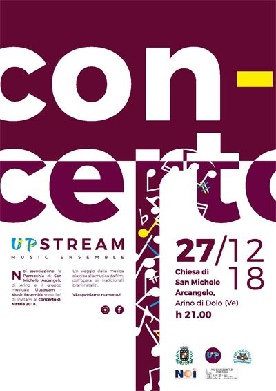 CONCERTO 'UP STREAM MUSIC ENSEMBLE'