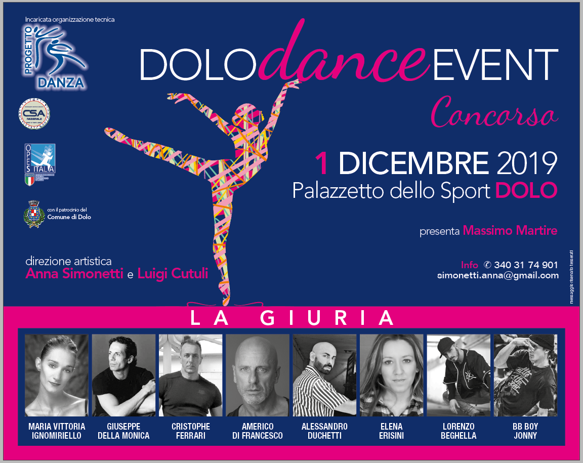 'DOLO DANCE EVENT' CONCORSO