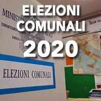ELEZIONI AMMINISTRATIVE 20-21.09.2020