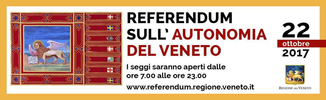 referendum autonomia veneto